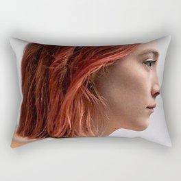 Lady Bird Rectangular Pillow