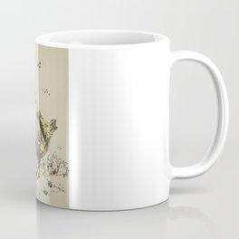 feel the earth tremble (or monster chick) Coffee Mug