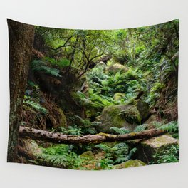 Wilsons Promontory Forest - Sealers Cove hike Wall Tapestry