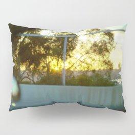 Sunset and Bokeh Pillow Sham