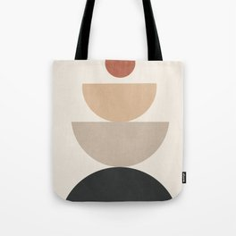 Geometric Modern Art 31 Tote Bag