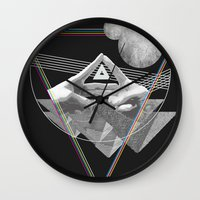 triforce Wall Clocks featuring Triforce by Bambi