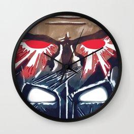 World's Finest by Cap Blackard Wall Clock
