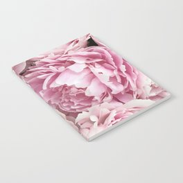 A bunch of peonies Notebook