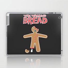 The Walking Bread Zombie Gingerbread Man  Laptop & iPad Skin