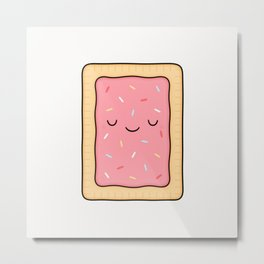 Pop Tart Metal Print