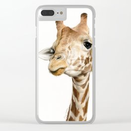 Smooches Clear iPhone Case