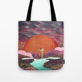 Love times infinity Tote Bag