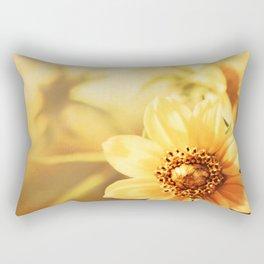 Marsh Marigolds Rectangular Pillow