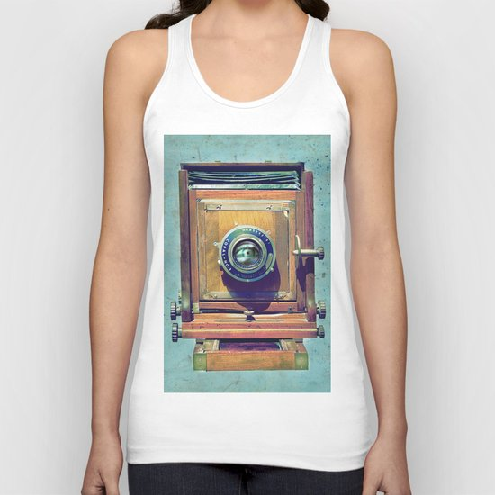 Inclination Unisex Tank Top