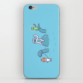 Mythical Creatures iPhone Skin
