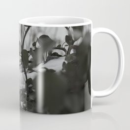 Snow covered ivy Coffee Mug