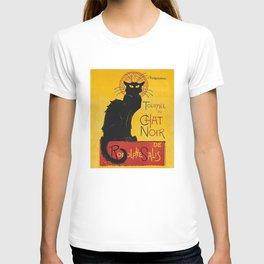 Tournée du Chat noir T-shirt