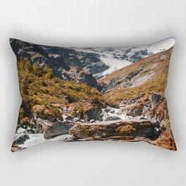 The River (Color) Rectangular Pillow