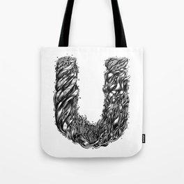 The Illustrated U Tote Bag