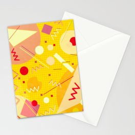 Memphis #81 Stationery Cards
