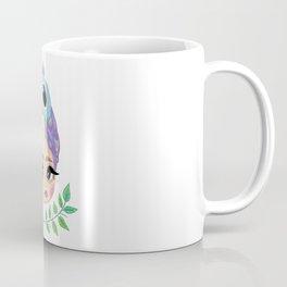 Owl girl Coffee Mug