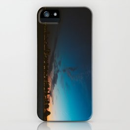 Halifax, Nova Scotia, Canada, skyline at sunset iPhone Case