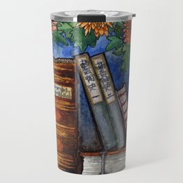 The Book Travel Mug