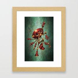 Späce äce Framed Art Print