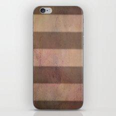 Mars Stripes iPhone & iPod Skin
