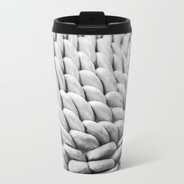 Clay-moulded Structures Travel Mug