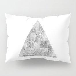 triangle Pillow Sham