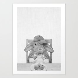 MIKKA BU Art Print