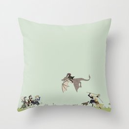 Fire Emblem Awakening Dumb Sons Throw Pillow
