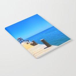 Private Pier Notebook