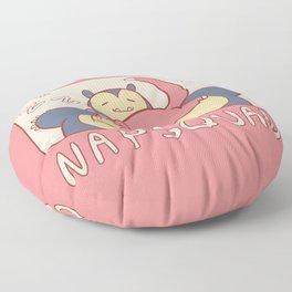 napsquad Floor Pillow