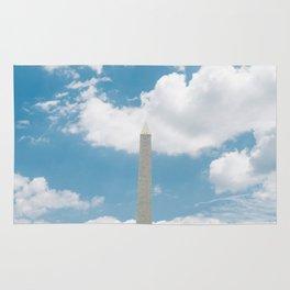 Washington Monument Rug