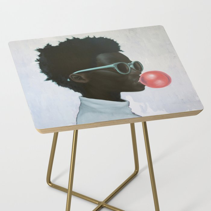 How far is a light year? Side Table