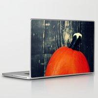 pumpkin Laptop & iPad Skins featuring Pumpkin by A.K.H.