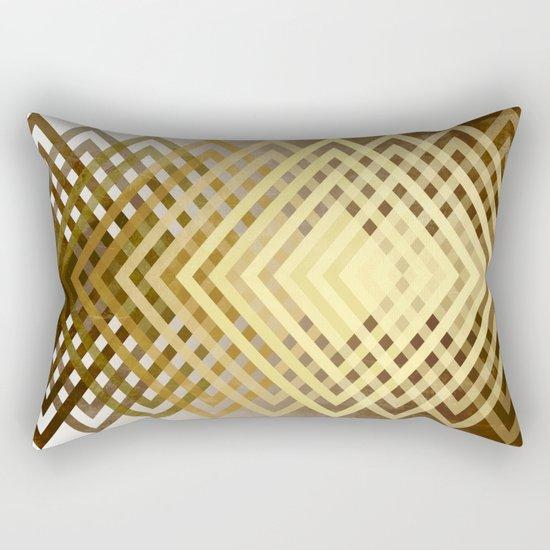 CUBIC DELAY Rectangular Pillow