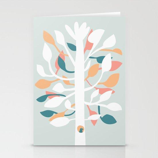 Prosperi - tree Stationery Cards