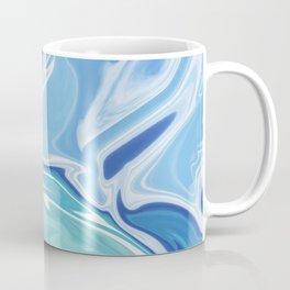 MARBLE - SEA - CLOUDS - SMOKE - WAVES Coffee Mug