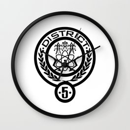 DISTRIC Wall Clock