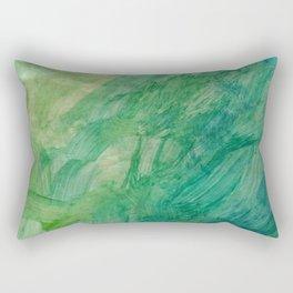 It's easy being green Rectangular Pillow