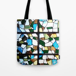 Beauty in Brokenness Andreas 1 Tote Bag