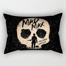 Mad Max the road warrior art Rectangular Pillow