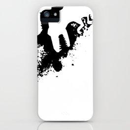 T-Rex Splash iPhone Case