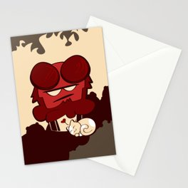 Hell Cake Stationery Cards
