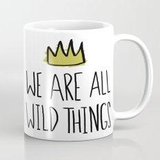 Wild Things Mug