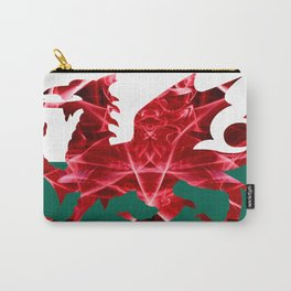 The Welsh Smoke Dragon Carry-All Pouch