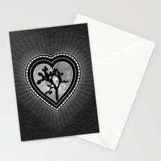 Joshua Tree Heart of the Hi-Desert by CREYES Stationery Cards