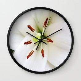 Lilywhite Wall Clock