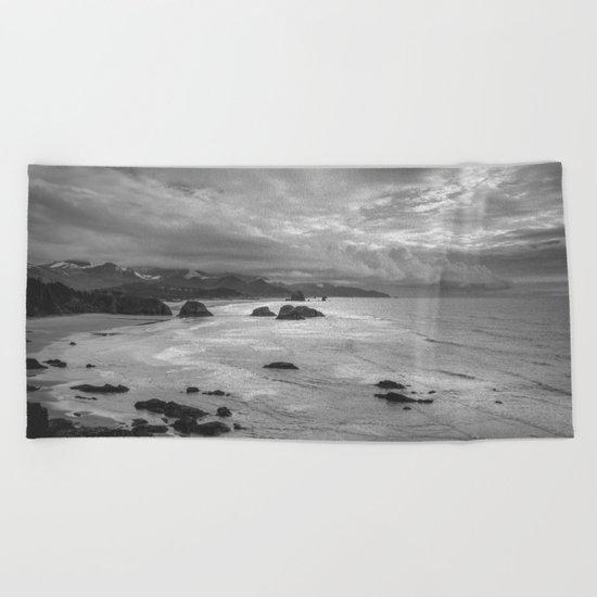 Clatsop - Oregon Coast Beach Towel