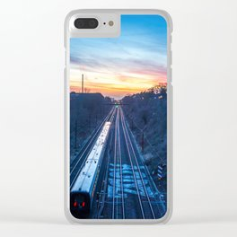 Heading out Clear iPhone Case