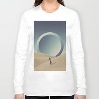 rebel Long Sleeve T-shirts featuring Rebel by Douglas Hale